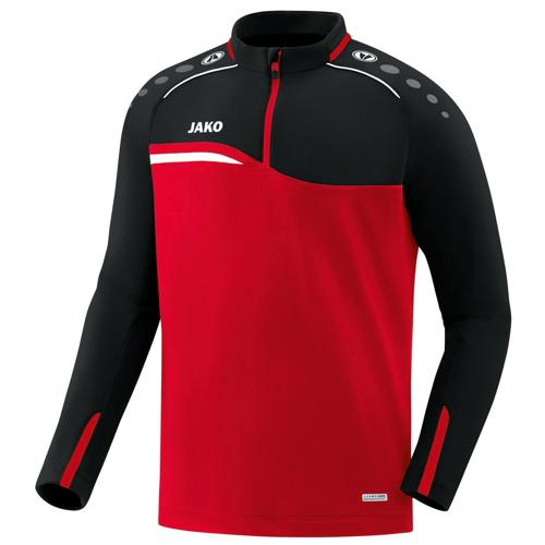 Sweat 1/2 zip Jako Competition 2.0 Rouge