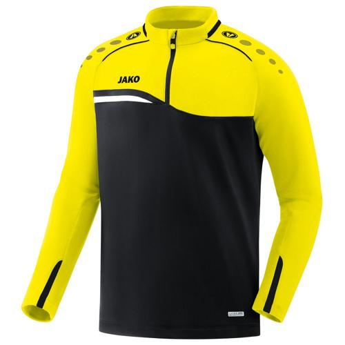 Sweat 1/2 zip Jako Competition 2.0 Noir