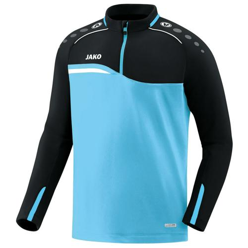 Sweat 1/2 zip Jako Competition 2.0 Bleu