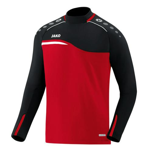 Sweat Jako Competition 2.0 Rouge/Noir