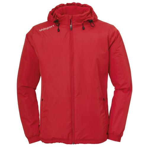 Veste Parka Uhlsport Coach Rouge