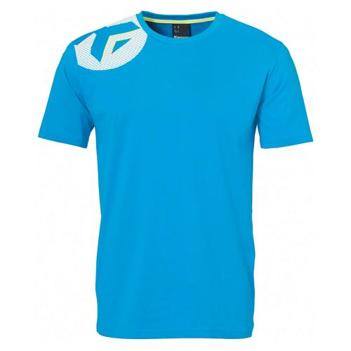 T-Shirt Kempa Core 2.0 MC Bleu