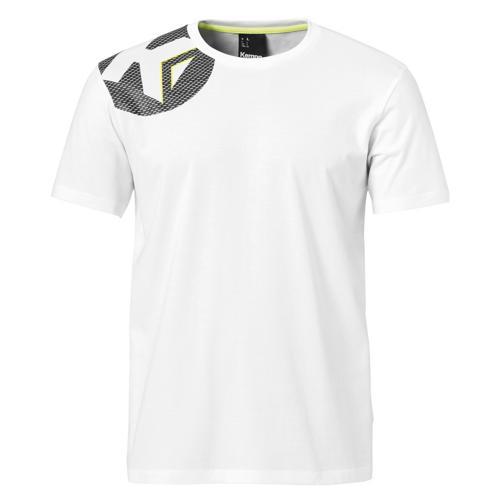 T-Shirt Kempa Core 2.0 MC Blanc