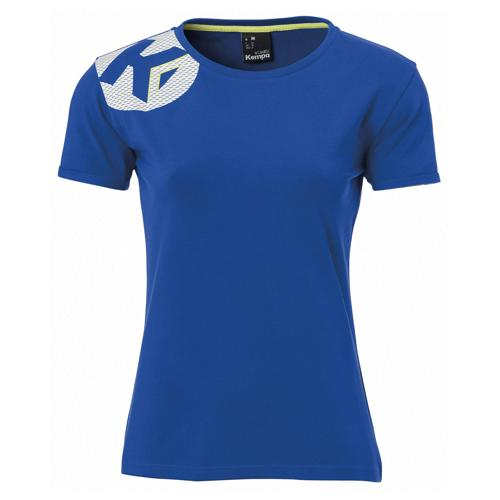 T-Shirt Kempa féminin Core 2.0 Royal