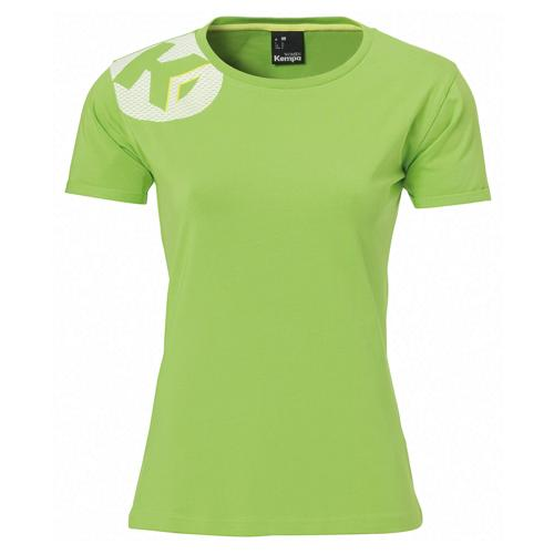 T-Shirt Kempa féminin Core 2.0 Vert