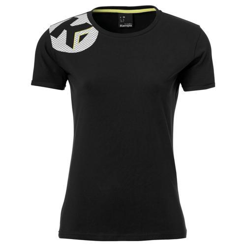 T-Shirt Kempa féminin Core 2.0 Noir