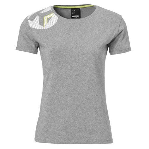 T-Shirt Kempa féminin Core 2.0 Gris
