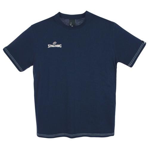 Tee-shirt Spalding Team II Marine