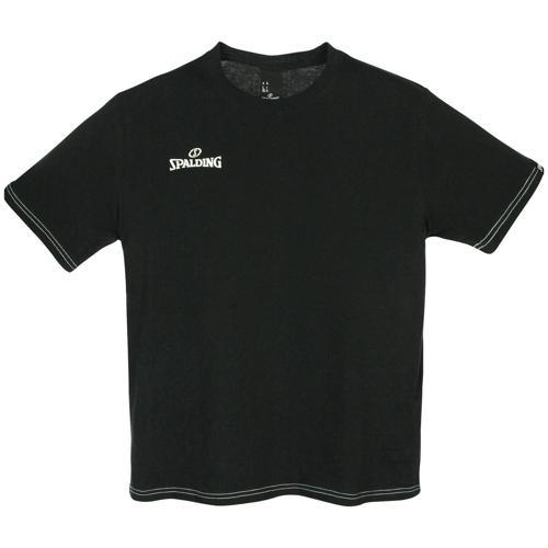 Tee-shirt Spalding Team II Noir
