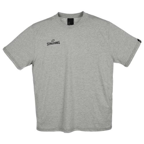 Tee-shirt Spalding Team II Gris