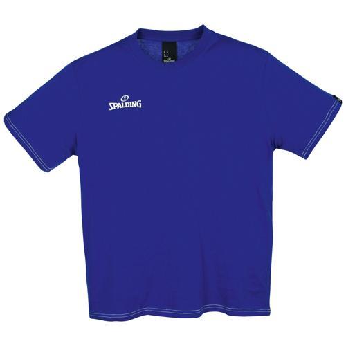 Tee-shirt Spalding Team II Royal
