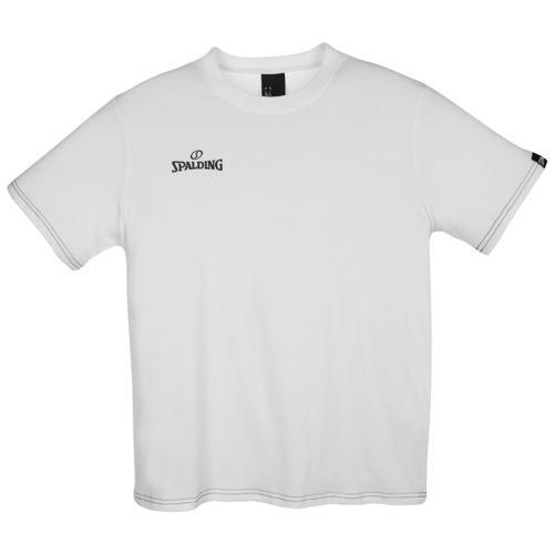 Tee-shirt Spalding Team II Blanc