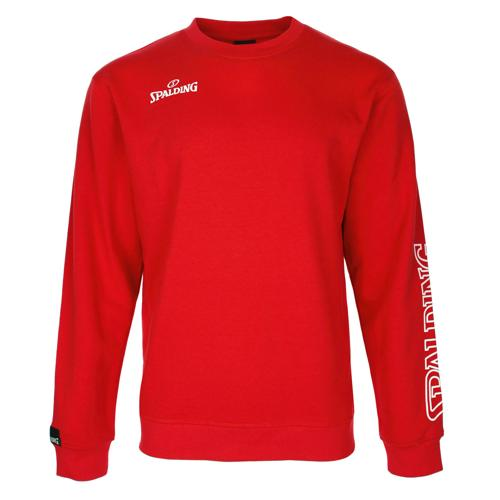 Sweat Spalding Top Team II Rouge