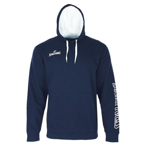 Sweat capuche Spalding Team II Marine