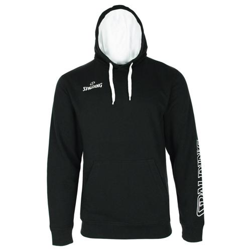 Sweat capuche Spalding Team II Noir
