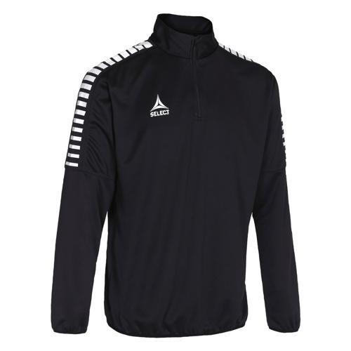 Sweat Select 1/2 Zip Argentina Noir