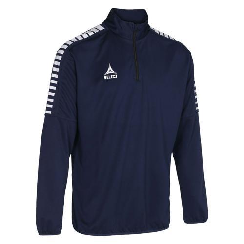 Sweat Select 1/2 Zip Argentina Marine