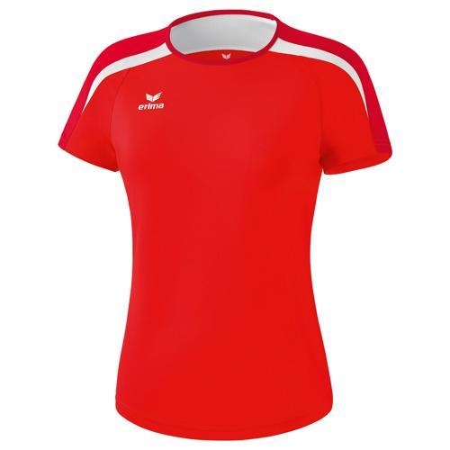 Tee-shirt Erima féminin Liga 2.0 Rouge