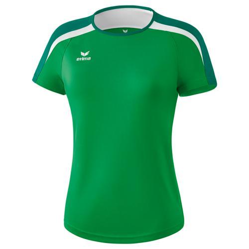 Tee-shirt Erima féminin Liga 2.0 Vert