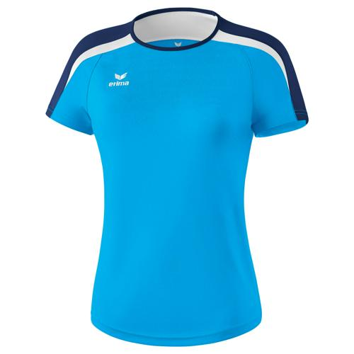 Tee-shirt Erima féminin Liga 2.0 Ciel