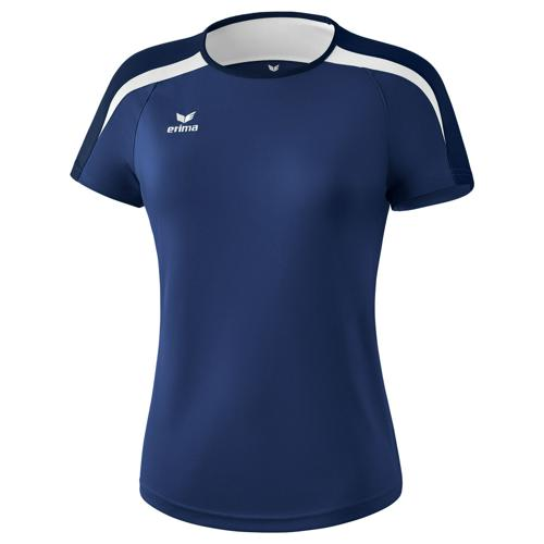 Tee-shirt Erima féminin Liga 2.0 Marine
