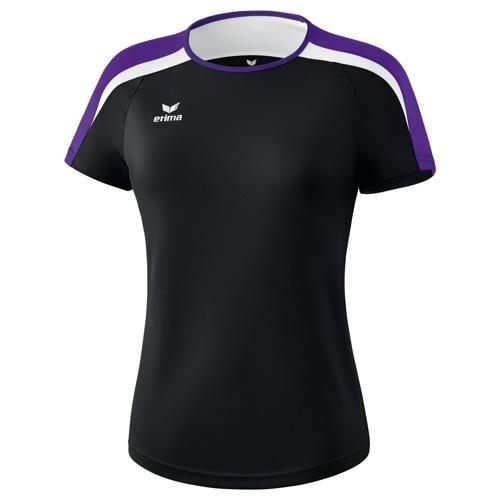 Tee-shirt Erima féminin Liga 2.0 Noir
