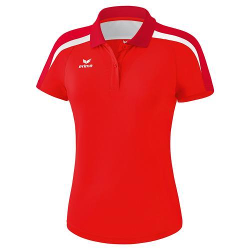 Polo Erima feminin Liga 2.0 Rouge
