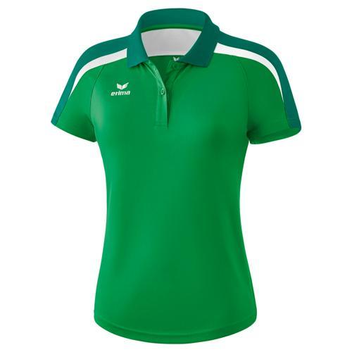 Polo Erima feminin Liga 2.0 Vert