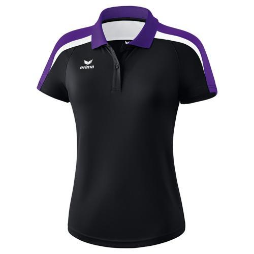 Polo Erima feminin Liga 2.0 Noir