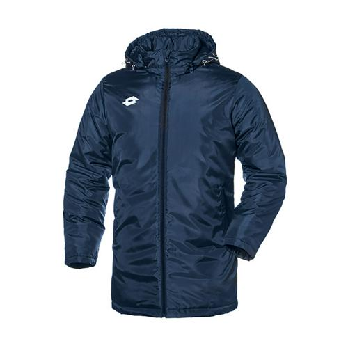 Veste parka Lotto Delta Plus Enfant Marine