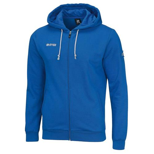 Veste capuche Errea Wire Royal