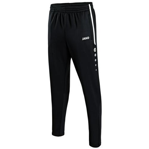 Pantalon Jako Training active Noir/Blanc