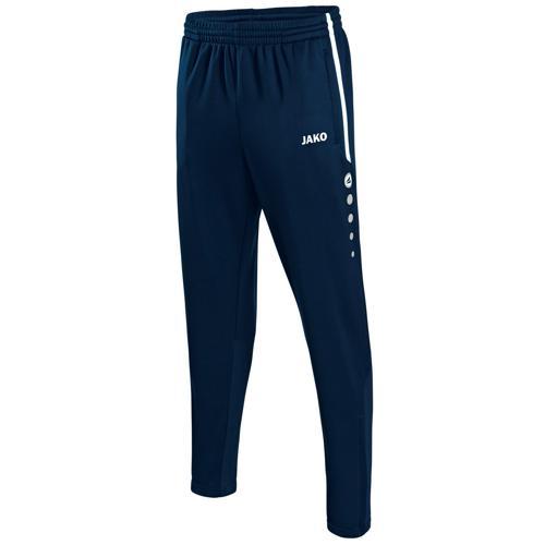 Pantalon Jako Training active Marine/Blanc