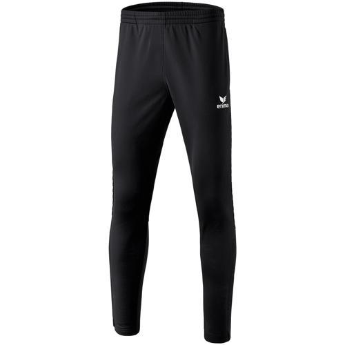 Pantalon d'entraînement Erima Noir