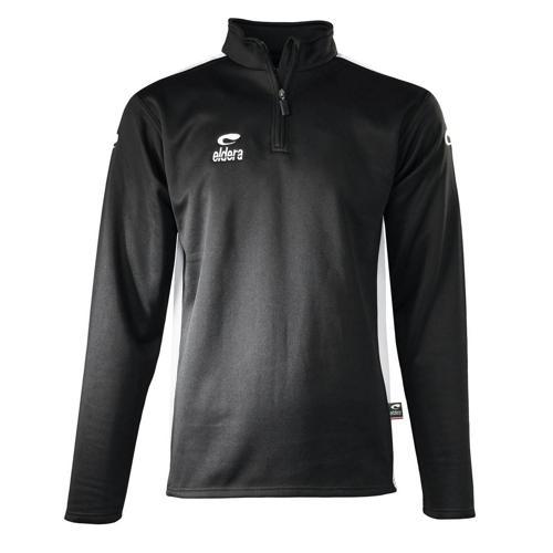 Sweat-shirt 1/2 zip Eldera Spido Noir