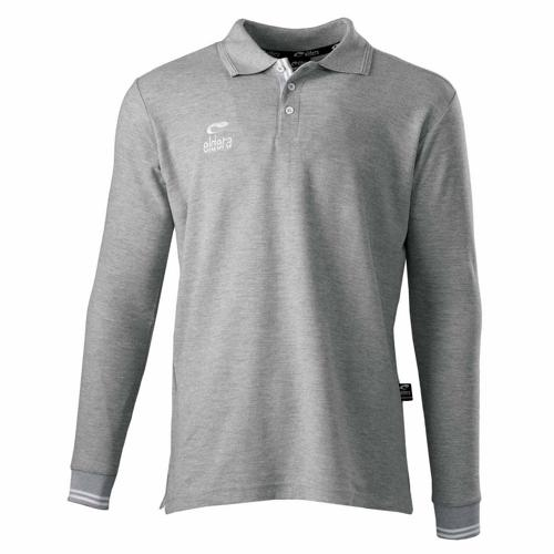 Polo Eldera Sao ML Gris