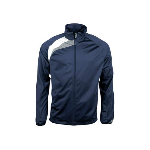 Veste Wave Casal Sport Marine/Blanc