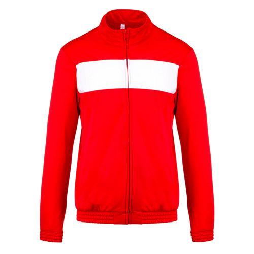 Veste Match Casal Sport Rouge/Blanc