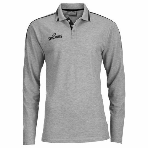 Polo Spalding Offcourt ML Gris