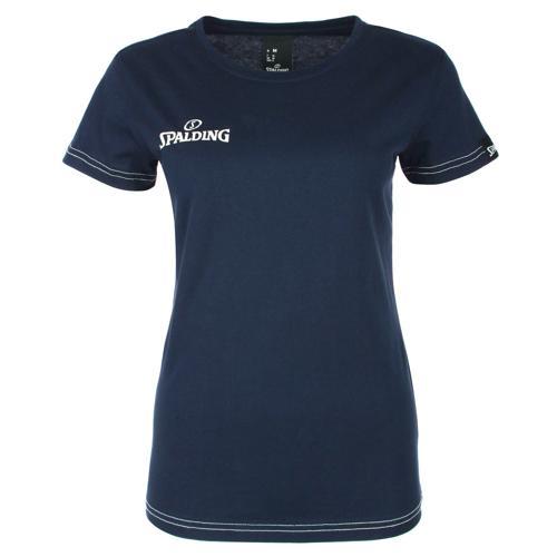 Tee-shirt Féminin Spalding Team II Marine
