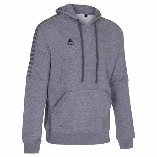 Sweat Select capuche Torino Gris