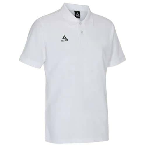 Polo Select Torino Blanc