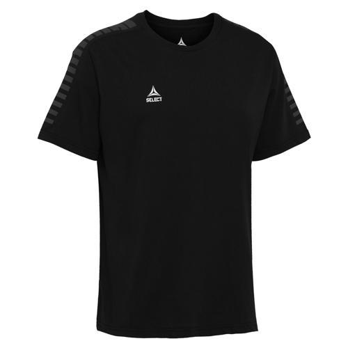 T-shirt Select Torino Noir