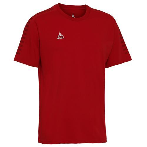 T-shirt Select Torino Rouge