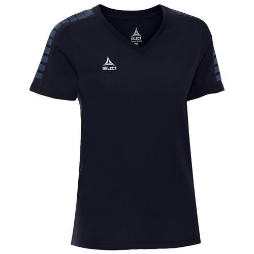 T-shirt Select féminin Torino Marine