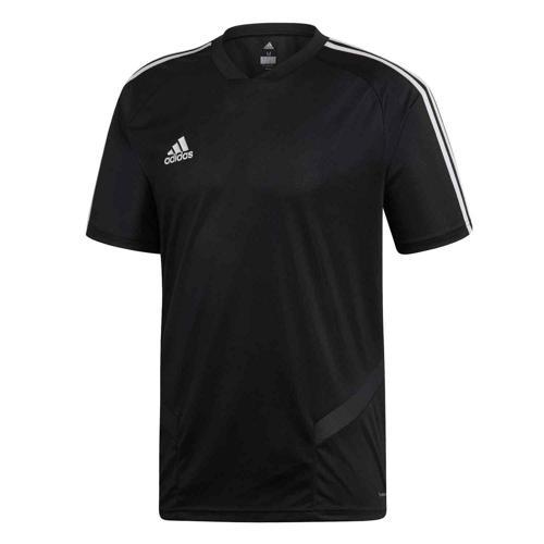 Tee-shirt noir PES Tiro 19 Enfant ADIDAS