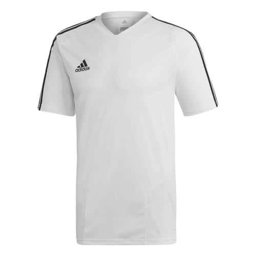 Tee-shirt blanc PES Tiro 19 Enfant ADIDAS