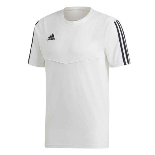 adidas t shirt blanc