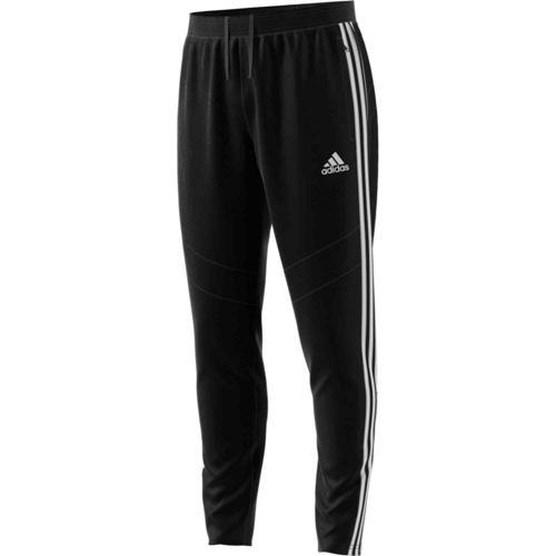 Pantalon warmup à capuche noir Tiro 19 ADIDAS