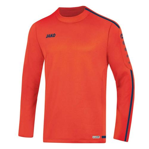 Sweat Top Striker 2.0 Rouge/Marine JAKO